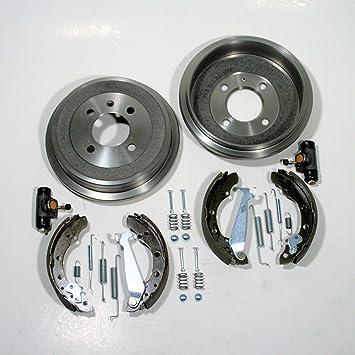 Bremstrommel \ Bremsen Kit Komplett hinten