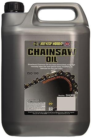 Silverhook shcr5 motosierra Aceite ISO 100, 4.54 Litres