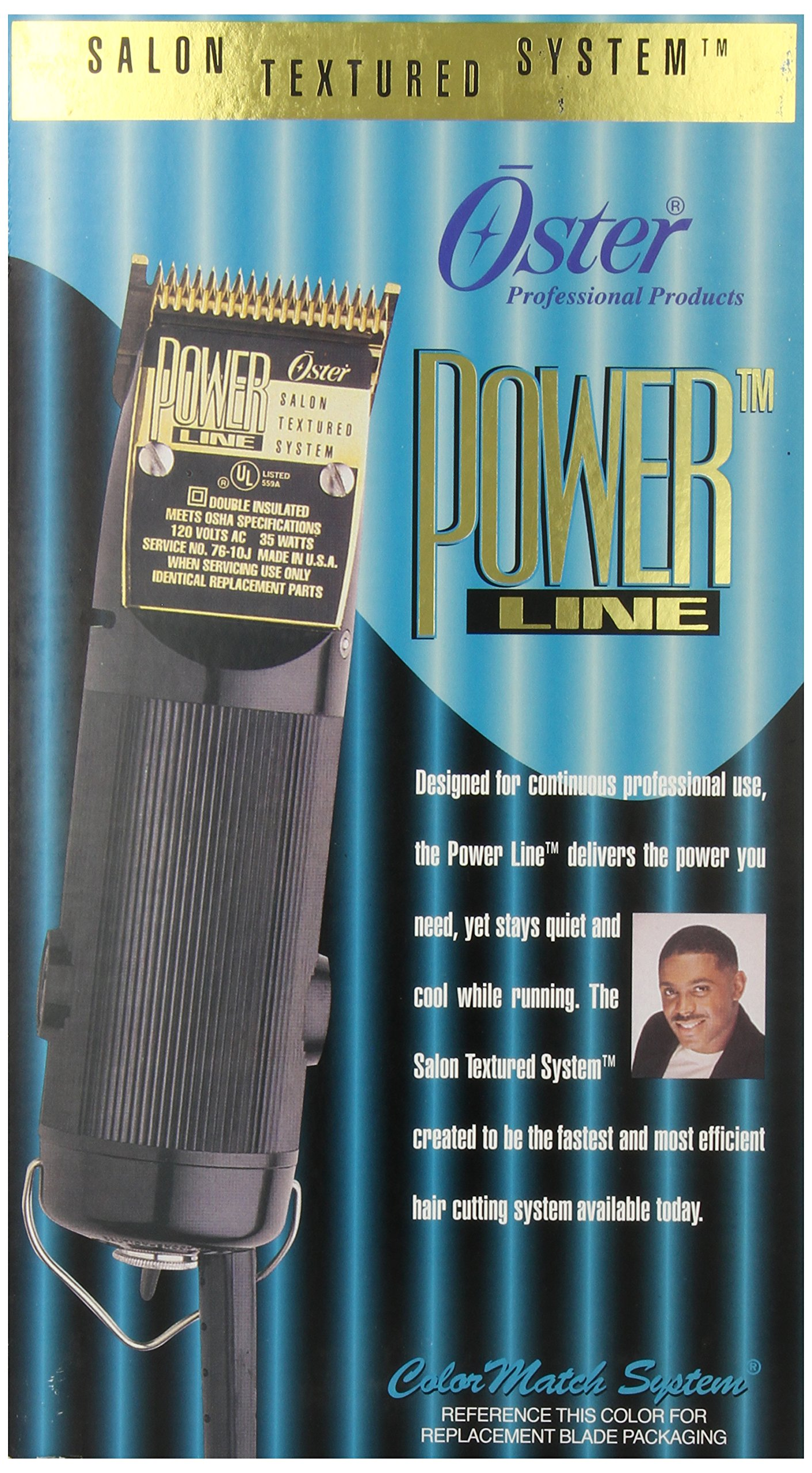Oster Power Line Clipper 76076-040