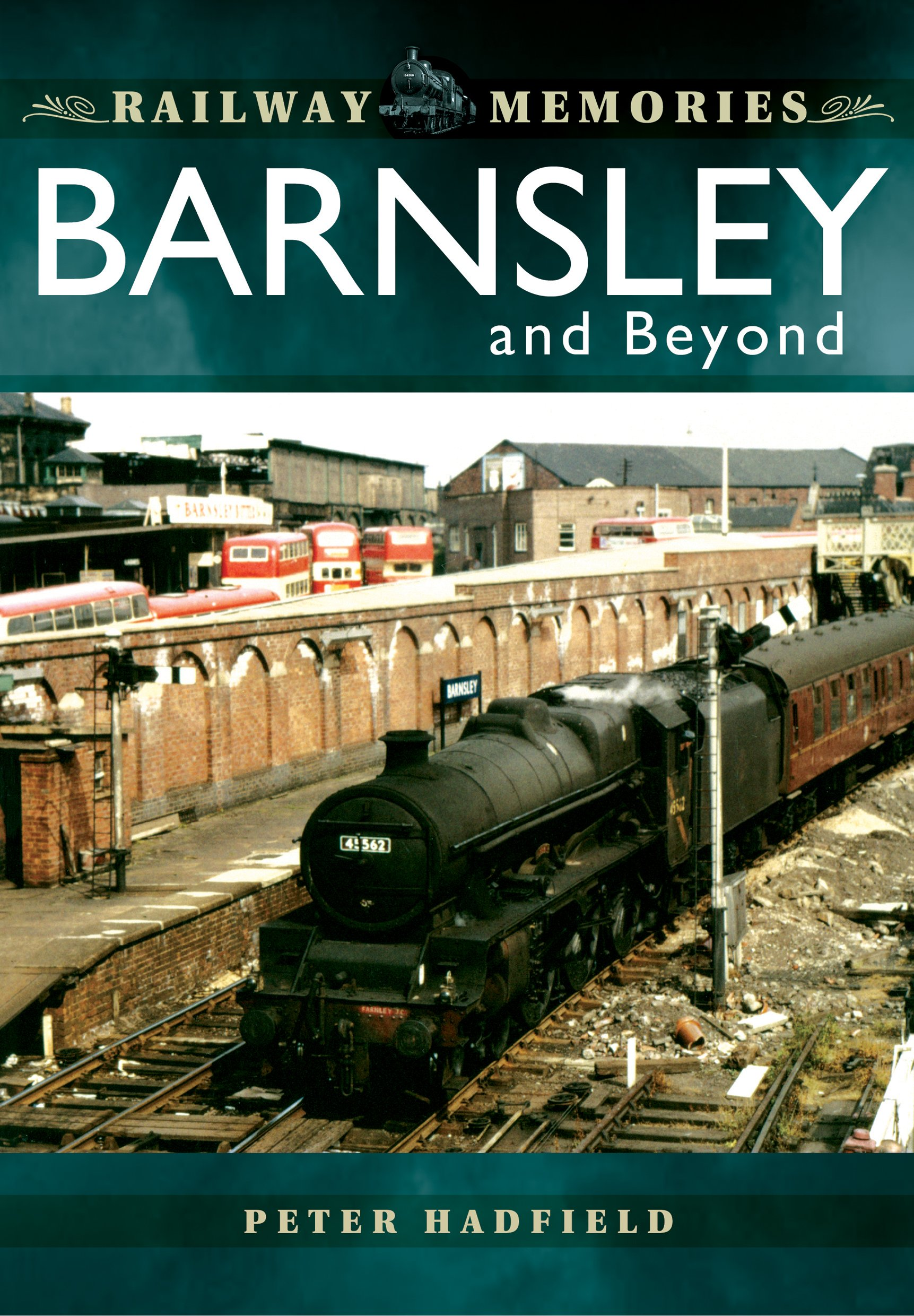 Download Barnsley and Beyond: Railway Memories ebook