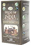 Pride Of India - Organic Digestive Oolong Tea, 25 Tea Bags