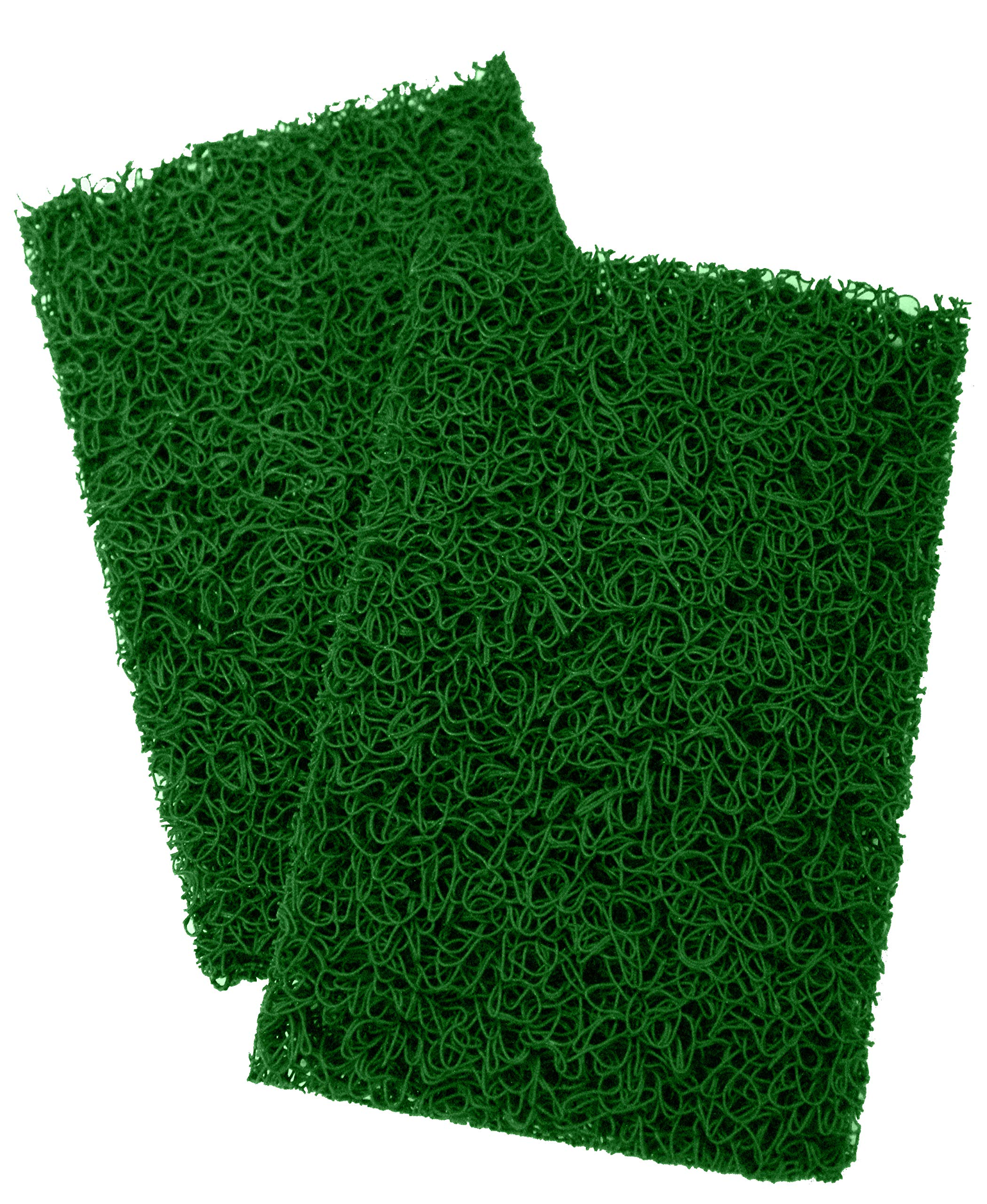 Sluice Fox 2 Pack Replacement Miner's Moss Green for Portable Modular Sluice Box by Sluice Fox (Image #1)