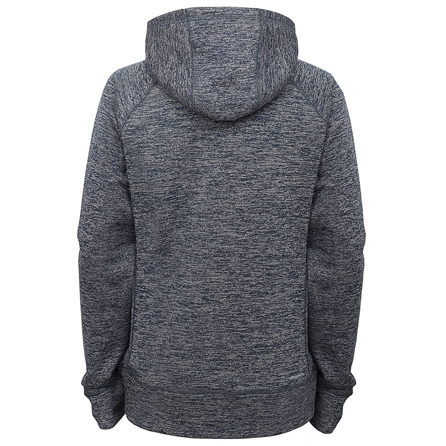 MLS by Outerstuff Bottom Pill Performance Hoodie Youth Girls X-Large Charcoal Grey 16