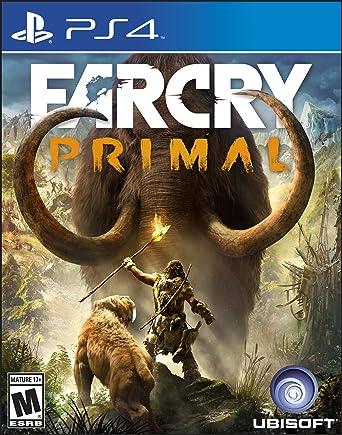 Far Cry Primal - PlayStation 4 Standard Edition by Ubisoft: Amazon.es: Videojuegos