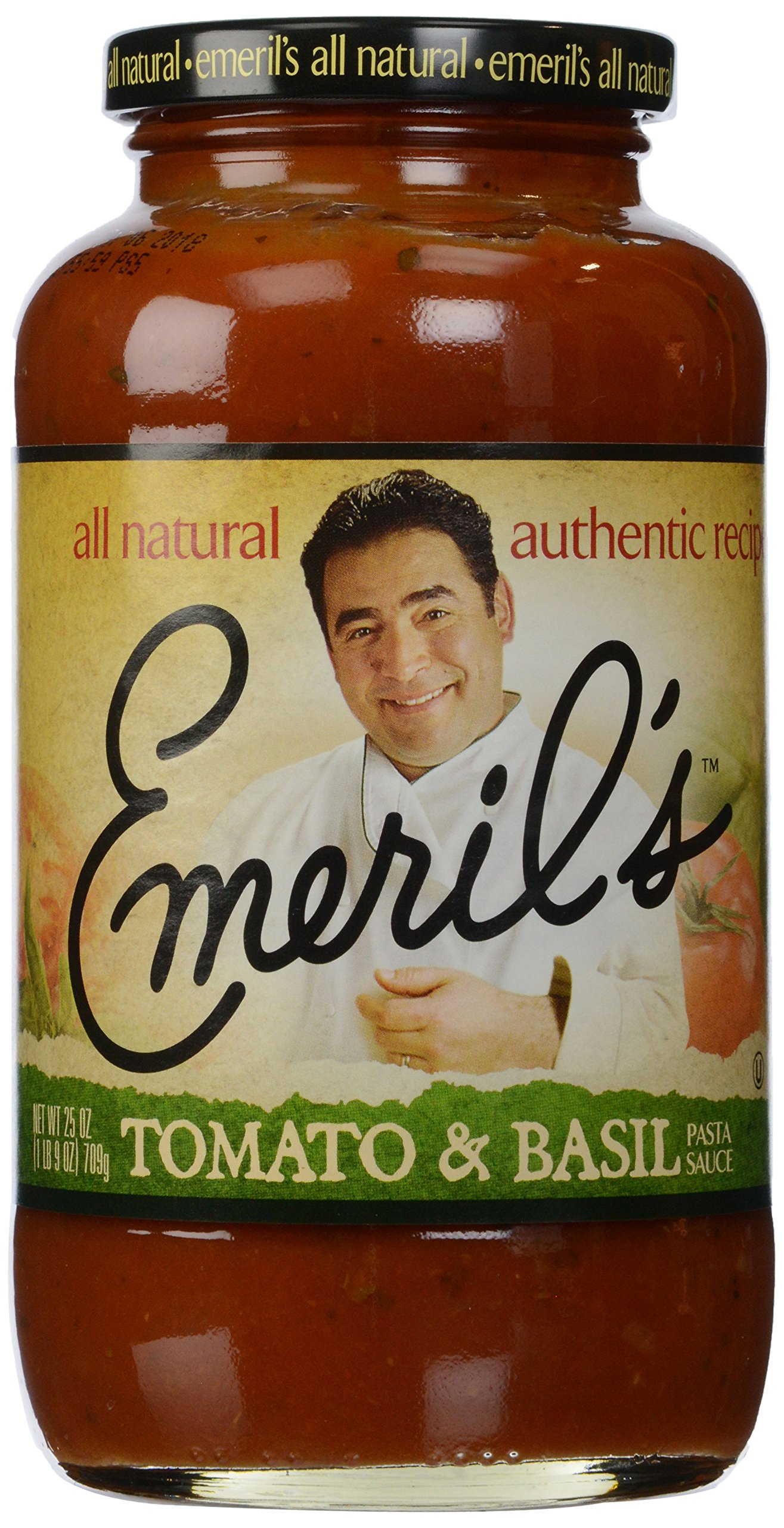 Emeril Tomato Basic Pasta Sauce, 25 oz