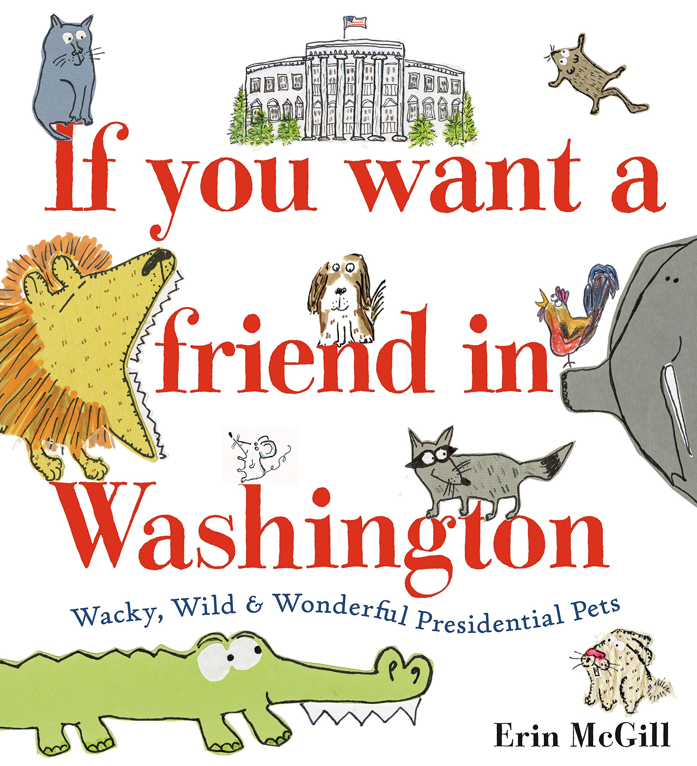 If You Want a Friend in Washington: Wacky, Wild & Wonderful ...