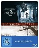 Conjuring 1 + 2 Steelbook (exklusiv bei Amazon.de) [Blu-ray] [Limited Edition]