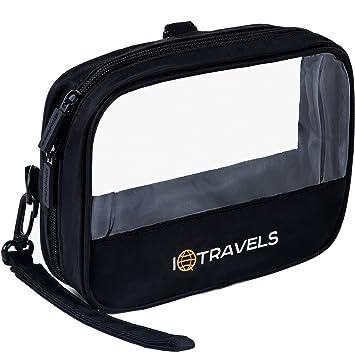 0f38f6056117 Toiletry Bag - Tsa Approved Toiletry bag - Mens Toiletry Bag - Small Travel  Toiletry bag