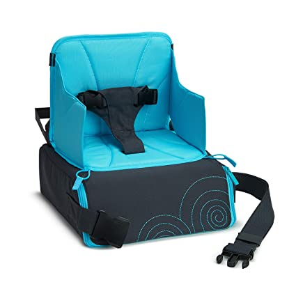 Munchkin Brica GoBoost Travel Booster Seat - Best For Durability