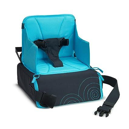 Munchkin Brica GoBoost Travel Booster Seat - Best For Durability