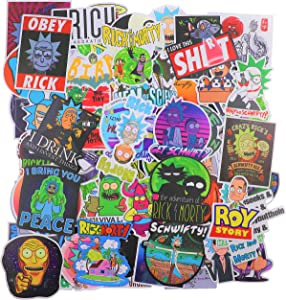 Laptop Sticker Pack (100PCS), Adventure Time Vinyls Sticker for Cars Motorcycle Bicycle Skateboard Luggage Bumper Water Bottles Waterproof Snowboard Game, Best Gifts for College Extra Durable Vinyl