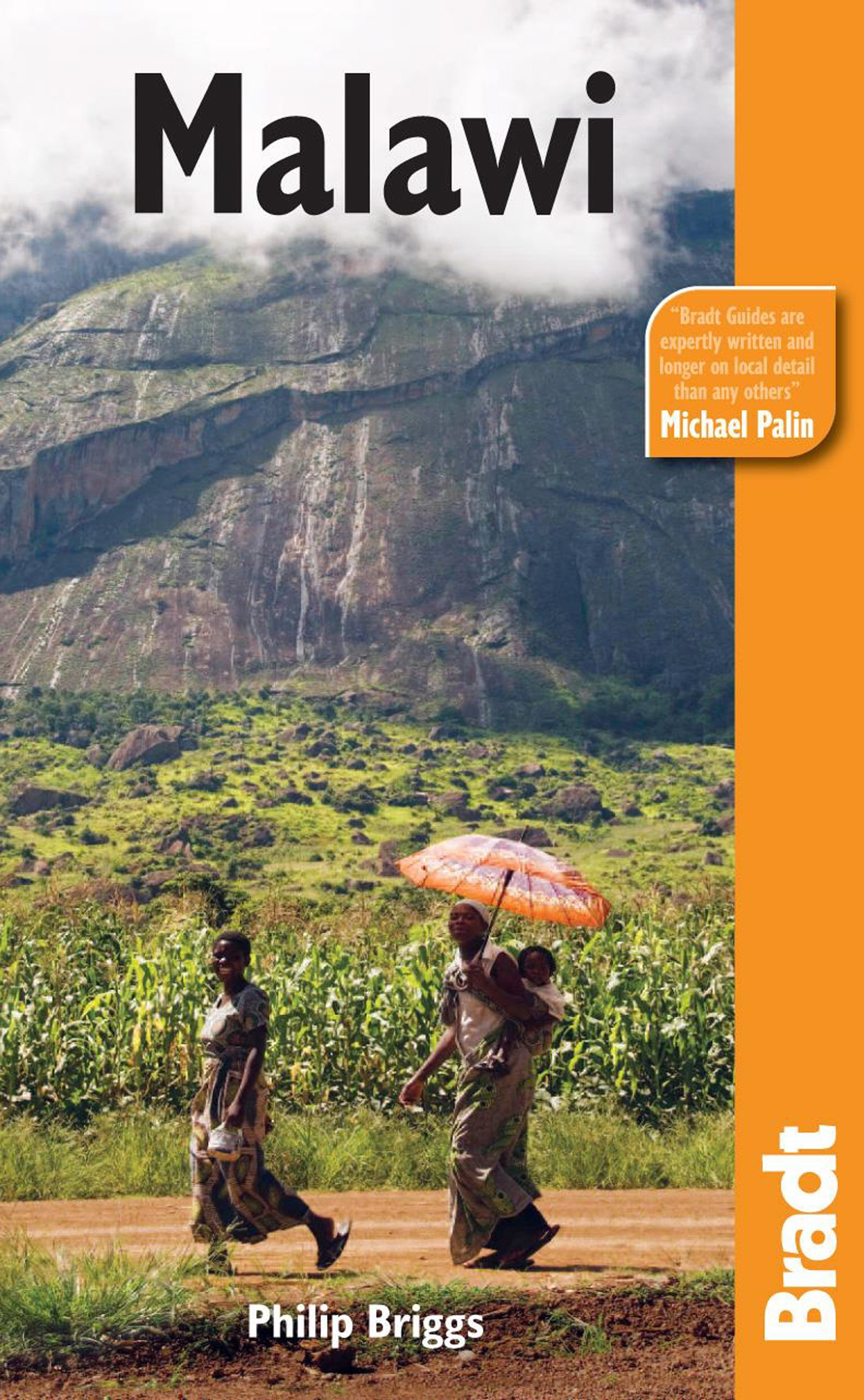 Bradt Travel Guide Malawi (Bradt Travel Guides)