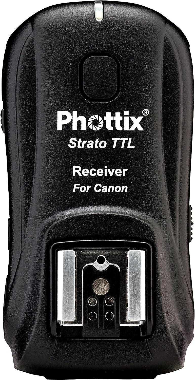 Phottix Strato TTL Wireless Flash Trigger for Canon - Receiver (PH89016)