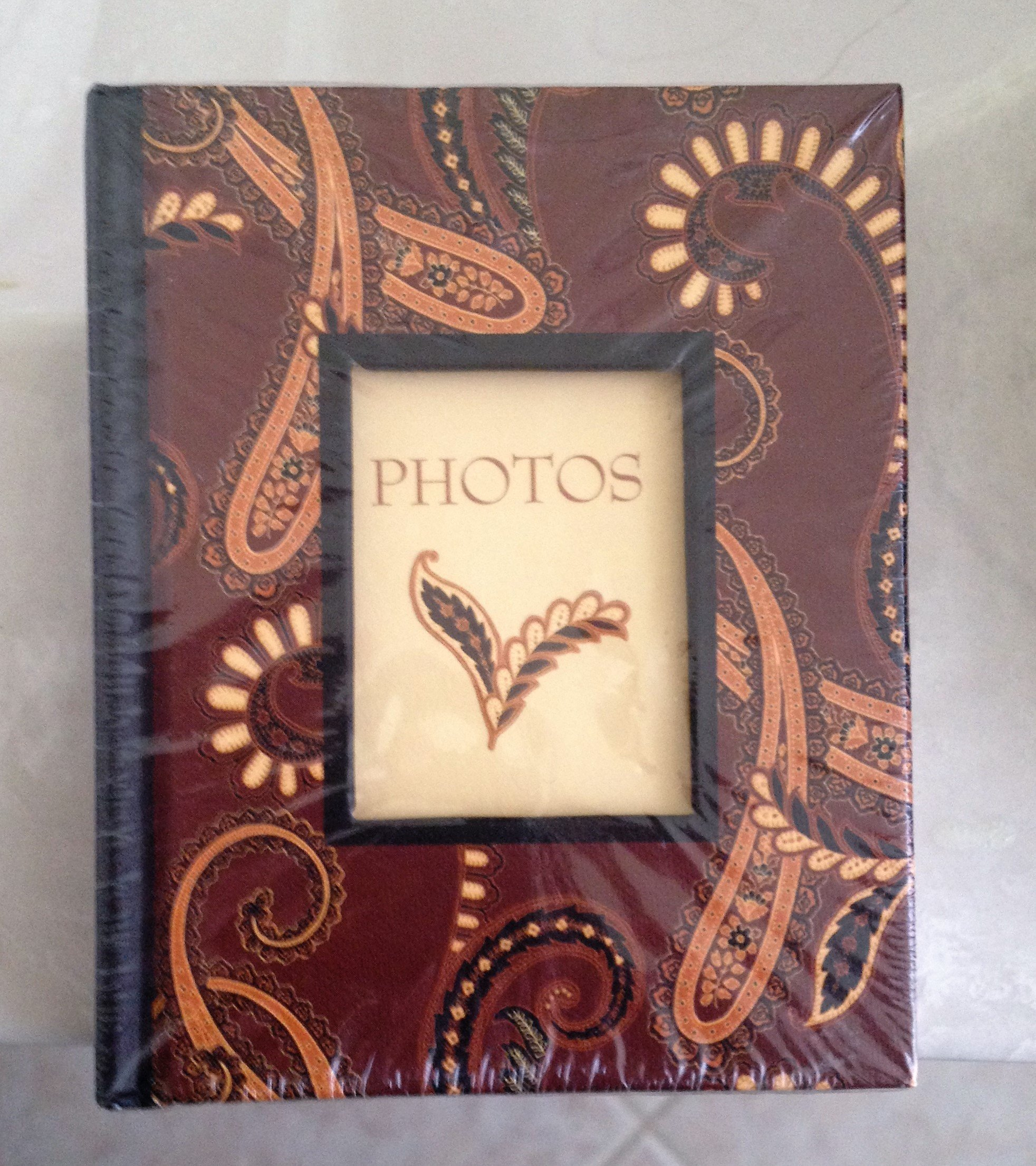 Pocket Pictures Photo Album Holds 12 Wallet Size Photos Plus Cover
