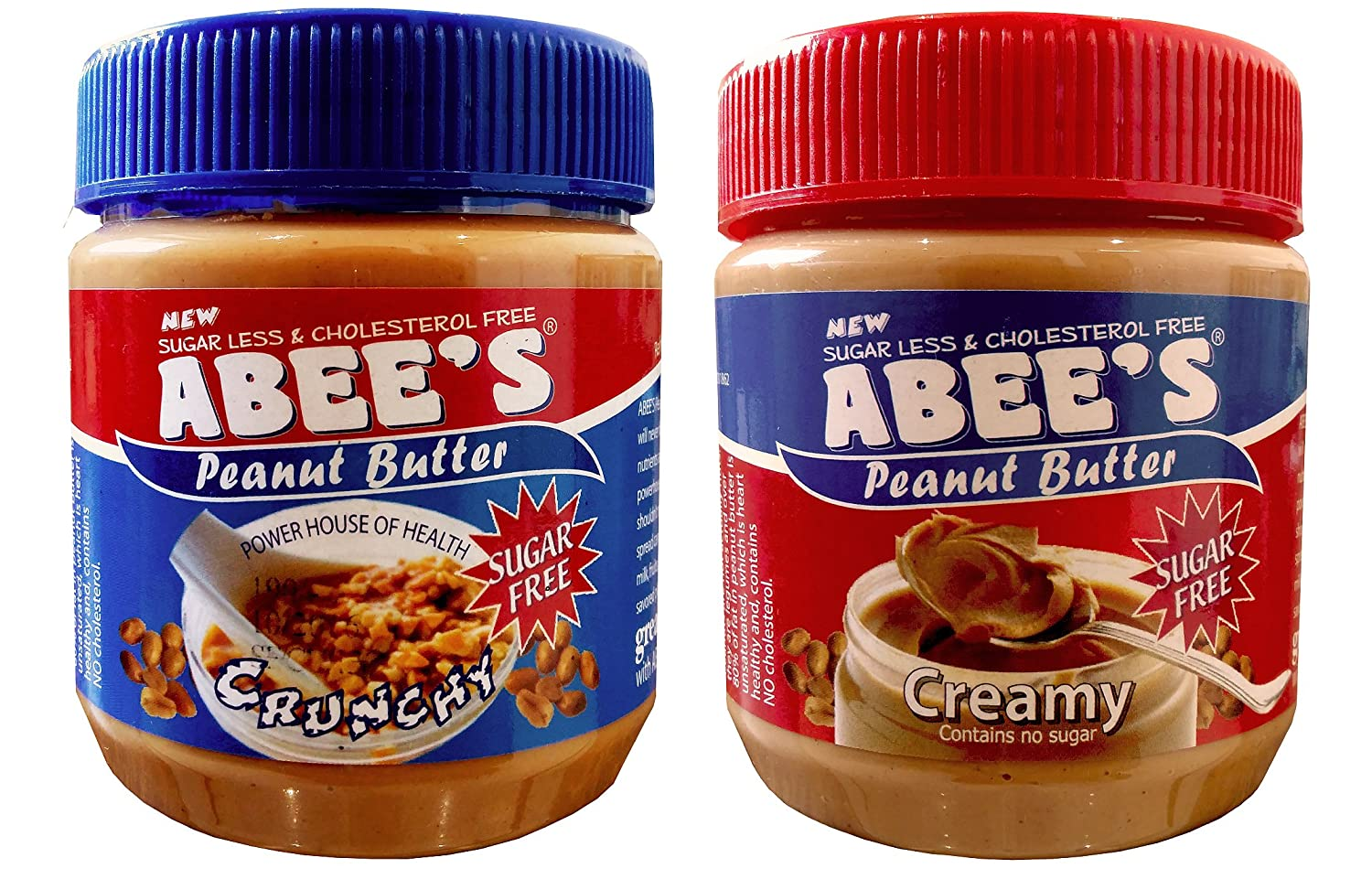 is sugar free peanut butter good for you