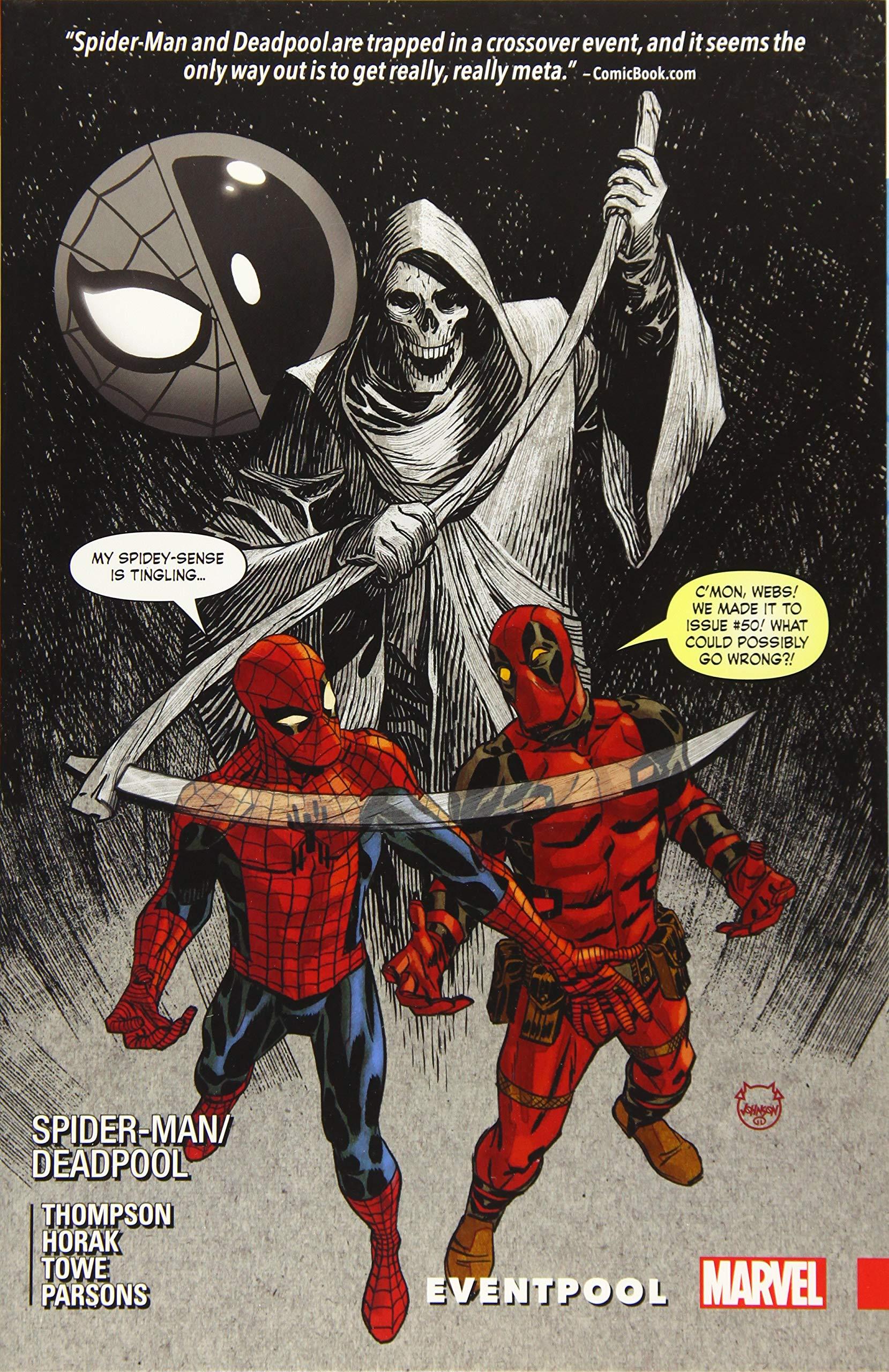 Spider Man Deadpool Vol 9 Eventpool product image