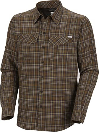 Columbia Silver - Camisa para Hombre: Amazon.es: Zapatos y complementos