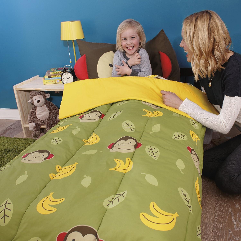 Amazon.com: Skip Hop 4 piezas juego de ropa de cama infantil ...