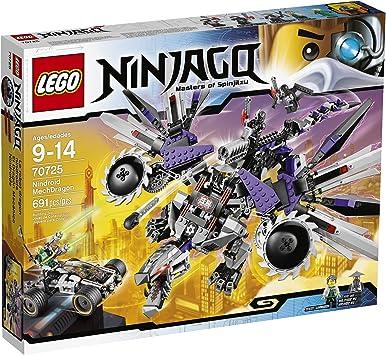 Black Plastic Sail Lego GLIDER WING Lot 2 pcs for NINJA Gliders