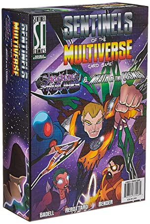 Sentinels of the Multiverse: Shattered Timelines and Wrath of the ...