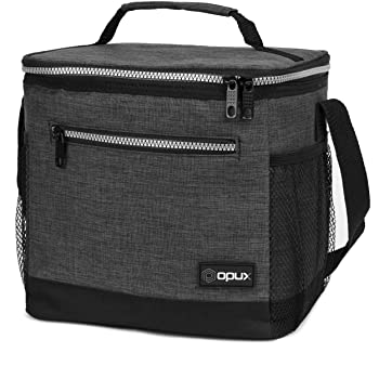 OPUX Insulated Large Meal Prep Bag