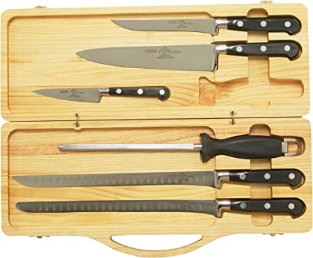 Compra Sonpó Online - Modelo ECJNE - Pack de cuchillos para corte ...