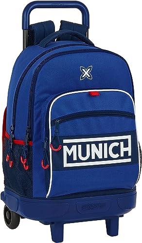 320x150x420mm Safta Mochila Escolar de Munich Retro