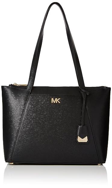 546d9f55c7 Michael Kors femme Tote Cabas Noir (Black): Amazon.fr: Chaussures et ...