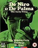De Palma & De Niro: The Early Films Limited Edition [Blu-ray]