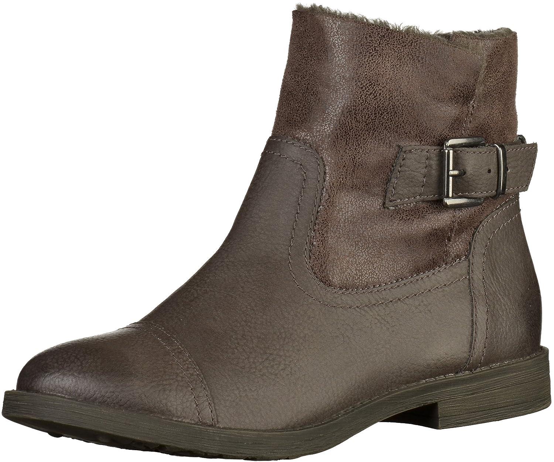 Tamaris Damenschuhe 1-1-26383-29 Damen Stiefel, Stiefel, Damen Damen Damen Stiefeletten, Herbstschuhe & Winterschuhe für modebewusste Frau Anthrazit 021b61