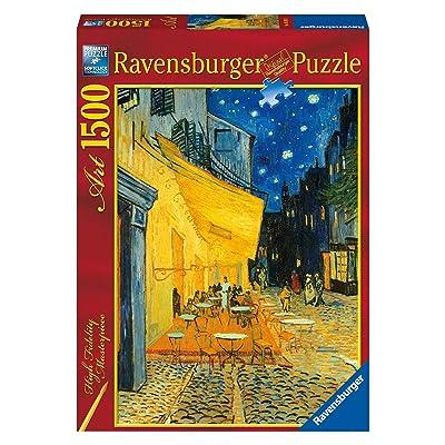 Ravensburger - Van Gogh, Café De Noche, Puzzle de 1500 Piezas (16209 3): Juguetes y juegos