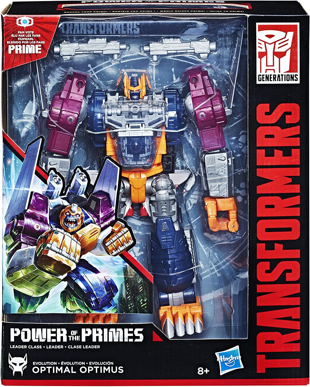 Transformers Figura Robot Optimal Optimus, e0904, Varié: Amazon.es: Juguetes y juegos