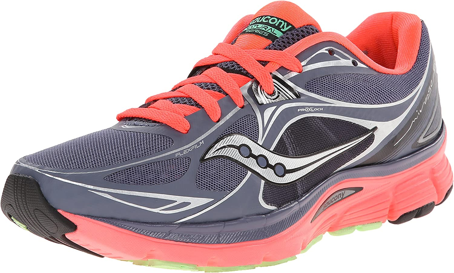Saucony Women s Mirage 5 Running Shoe