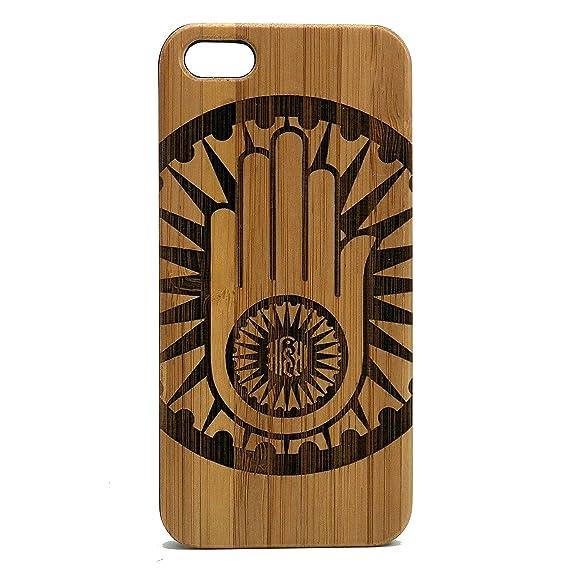 Amazon Jainism Hand Iphone 5 Iphone 5s Or Iphone Se Case Jain