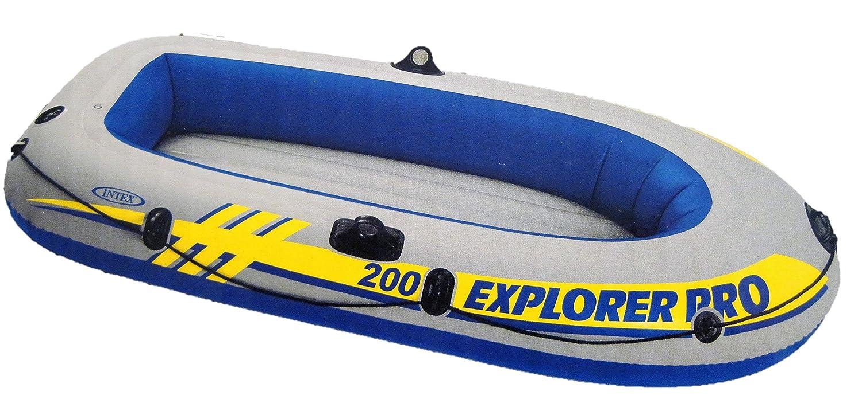 INTEX Explorer Pro 200 Juego de Bote Inflable para Dos Personas ...
