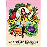 Appetite for Reduction:: 125 Fast and Filling Low-Fat Vegan Recipes