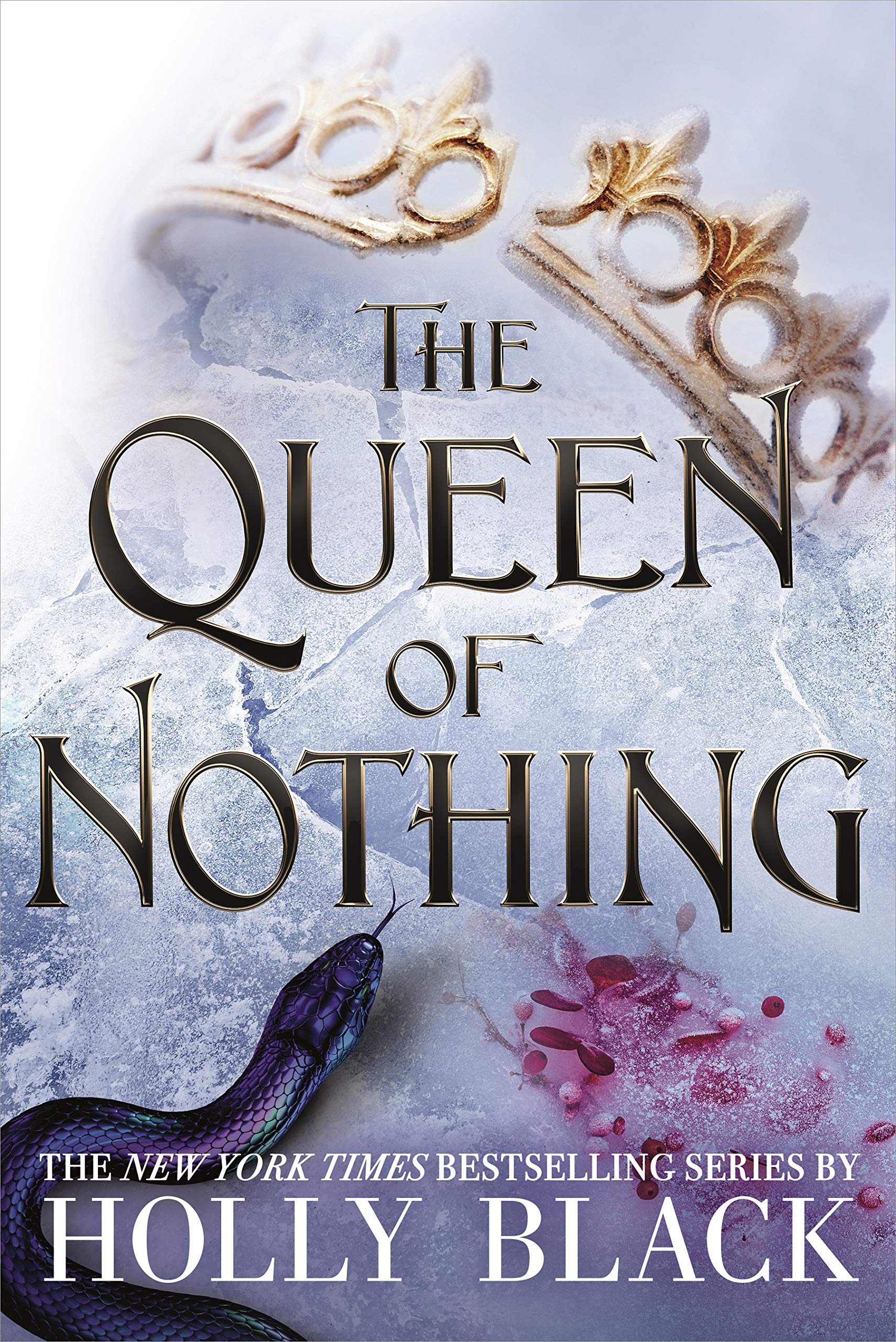 The Queen of Nothing (The Folk of the Air #3): Amazon.co.uk: Black, Holly:  9781471407581: Books