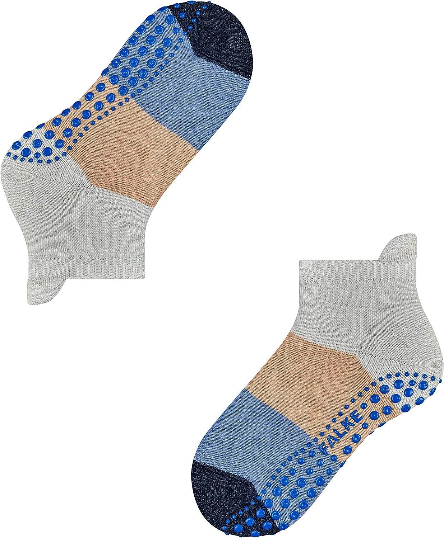 FALKE Mixed Stripe Socken Kindersocken Hausstrumpf Hausschuhe Stoppersocken