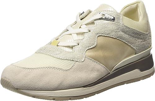 fregar no alto  Geox Shahira A, Women's Trainers: Amazon.co.uk: Shoes & Bags