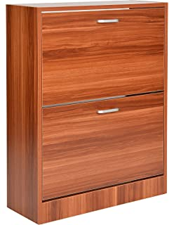 Dogar Lineas - Scarpiera in legno, 80 x 110 x 23 cm: Amazon.it: Casa ...