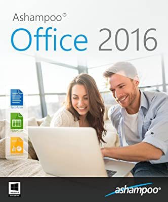 Ashampoo Office 2016 for 3 PCs [Download]