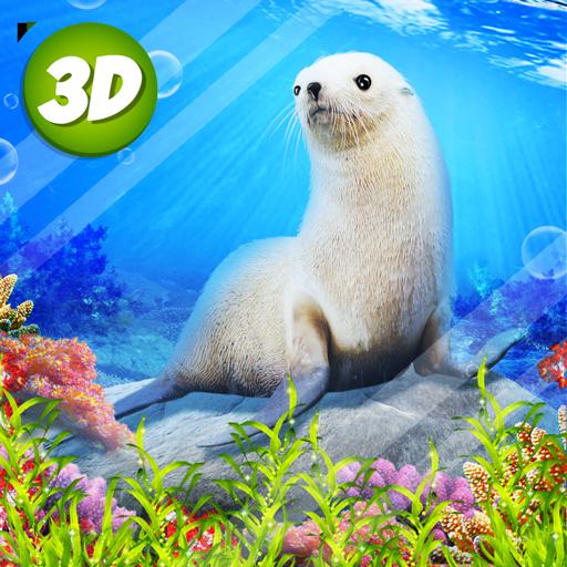 Aqua Zoo Wild Underwater Creatures - Farm Builder (Aqua Zoo)