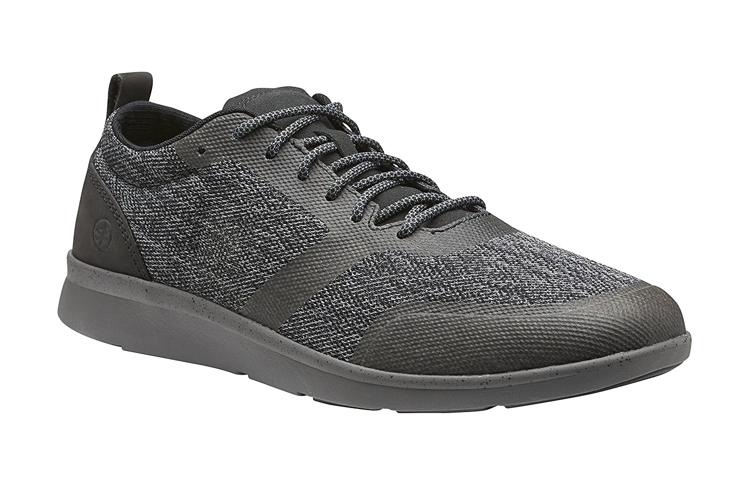 Superfeet Stuart MX Men's Crafted Sport Shoe 10 D(M) US|Black / Charcoal Gray
