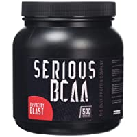 The Bulk Protein Company Serious BCAA Powder Berry Blast 100 Servings