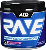 ANS Performance RAVE Extreme Energy Nootropic Pink Lemonade 60/SERV