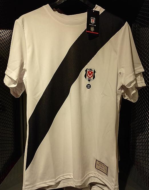Nostalgia del 1960 Original Bjk Besiktas fútbol Jersey/camiseta/camiseta de equipo: Amazon.es: Deportes y aire libre