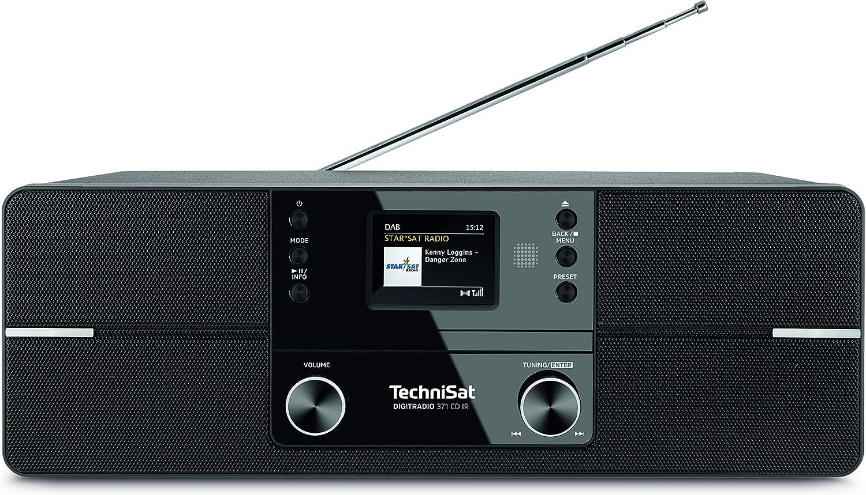 Technisat Digitradio Digital Radio And Cd Player Home Cinema Tv Video