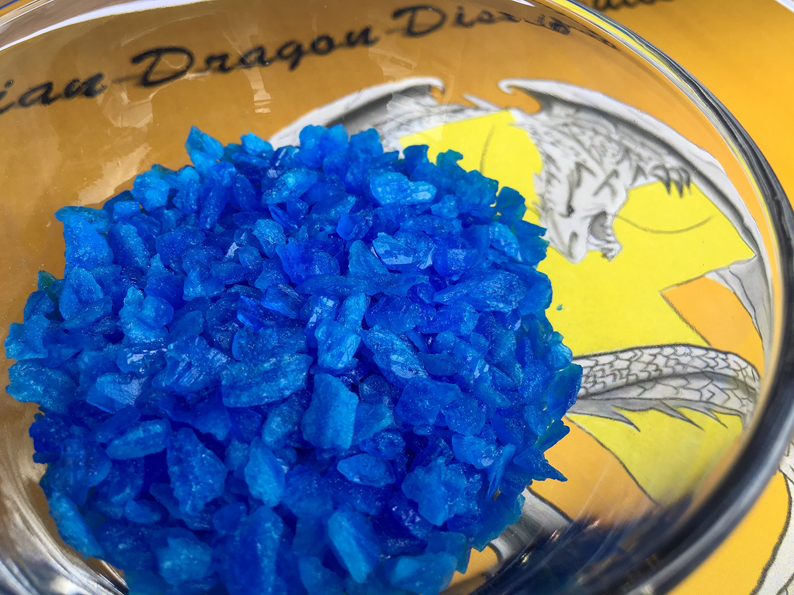 Copper Sulfate Crystals 99% Min. Purity 2 X 1lb Bottles