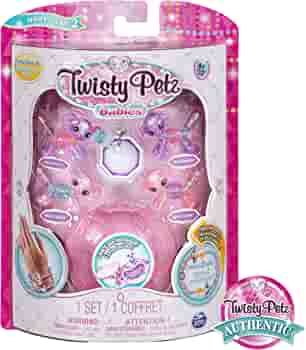 Bracelets bijou cadeau... 6044203 Twisty Petz Pack de 3