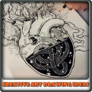 Amazon Com Creative Art Drawing Ideas Appstore For Android